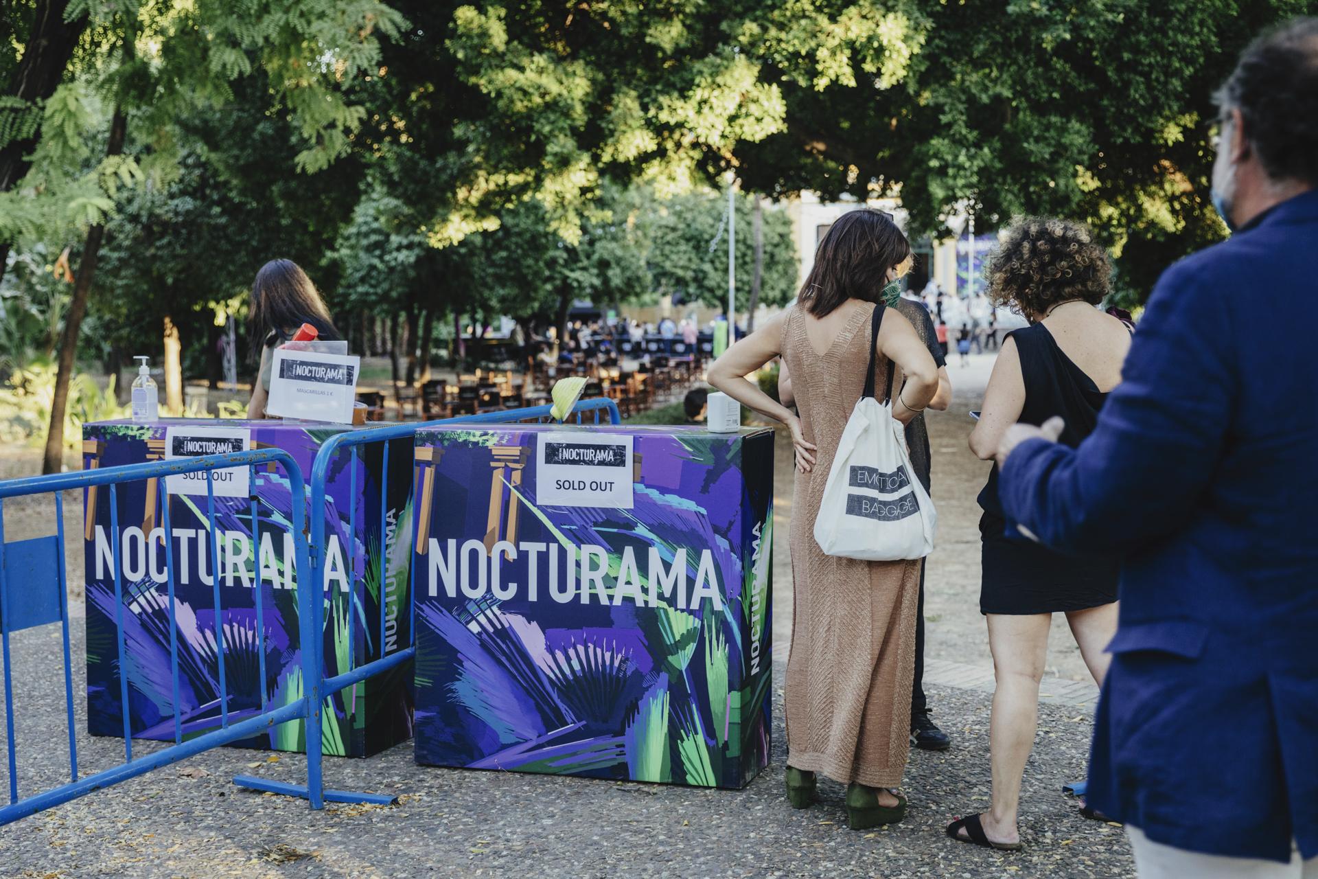 NOCTURAMA 2020 - 29 agosto © Óscar Romero · 005